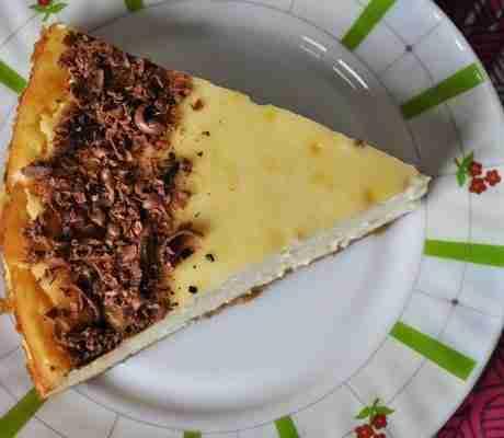 Чизкейк из плавленного сыра рецепт пошагово